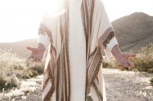Voice of Truth; Jesus reaching out