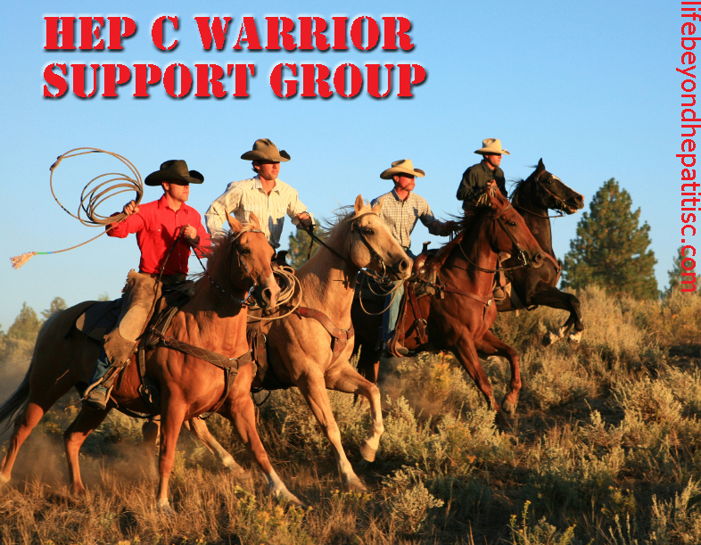 Hep C Warriors Friday Forum Support Group Life Beyond